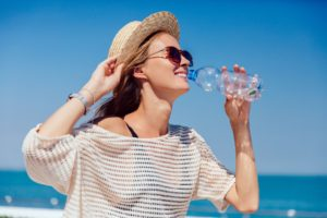 Take Care of Your Face and Skin in the Summer